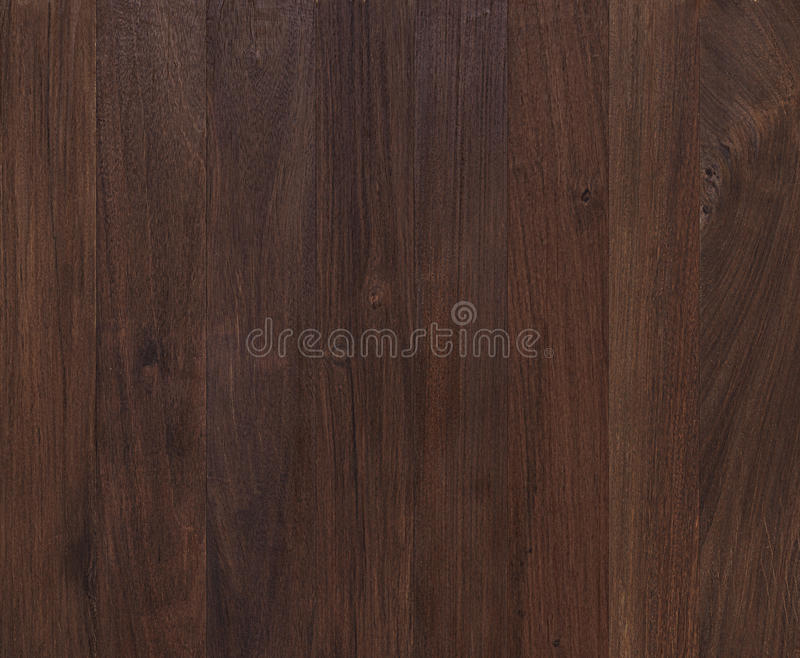 Mahogany dark wood background texture stock image
