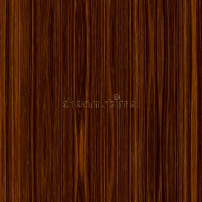 Mahogany texture stock illustration