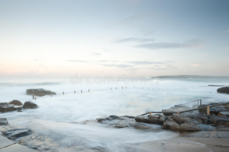 Download Mahon Pool, Sydney, Australia Royalty Free Stock Images - Image: 27816409