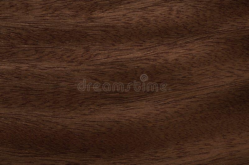 Mahonie houten textuur royalty-vrije stock foto