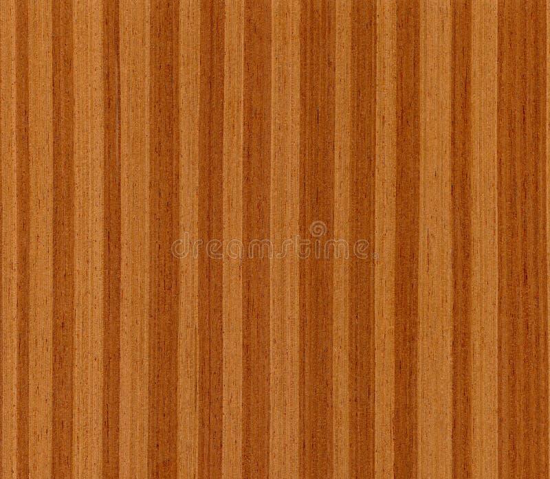 Mahonie houten textuur royalty-vrije stock fotografie