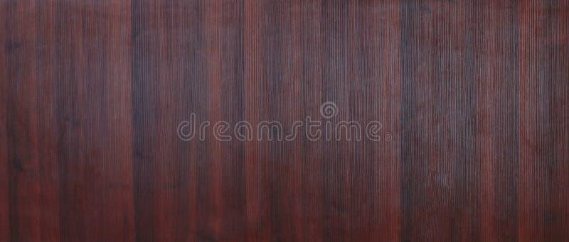 Mahonie houten textuur royalty-vrije stock afbeelding