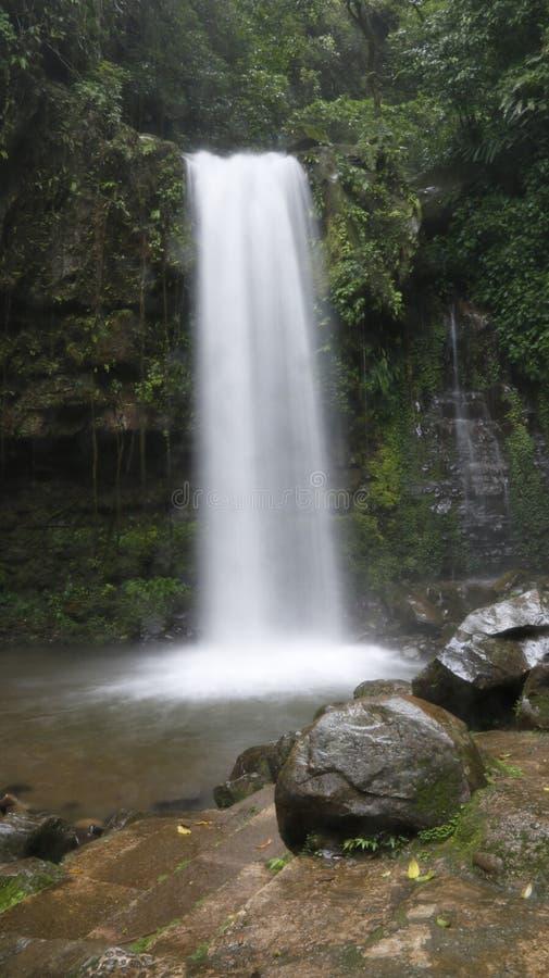 Mahua Waterfall royalty free stock photos