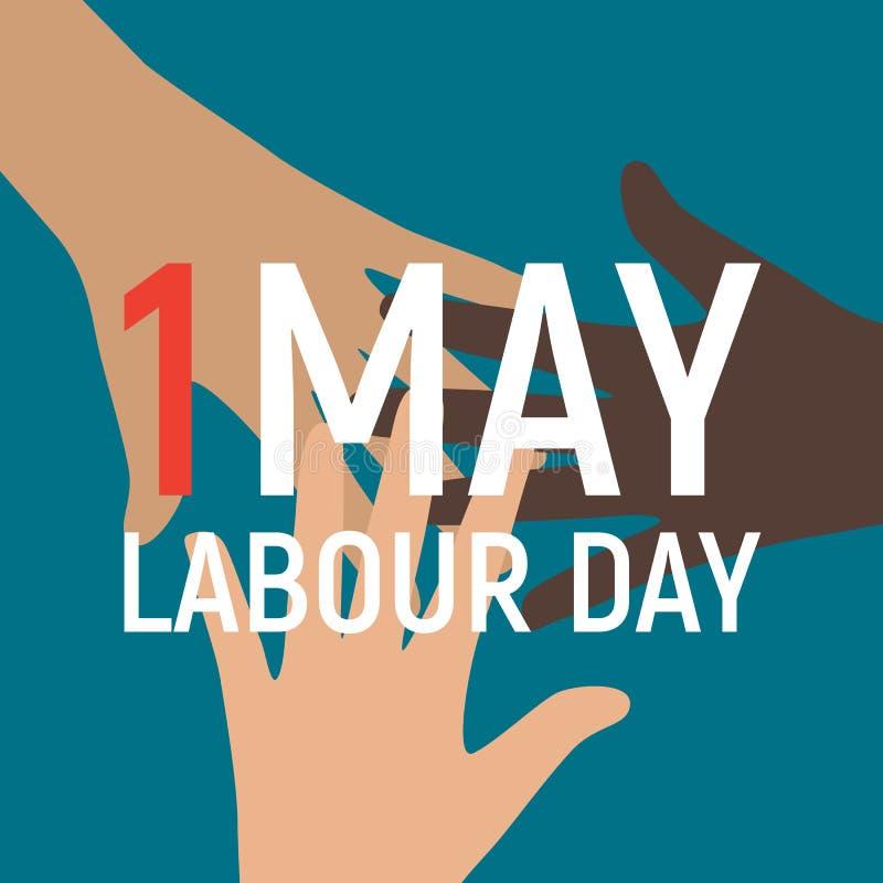 Download 1. Mai Arbeitstagesplakat Oder -fahne Auch Im Corel Abgehobenen Betrag Vektor Abbildung - Illustration von hintergrund, organize: 90232374