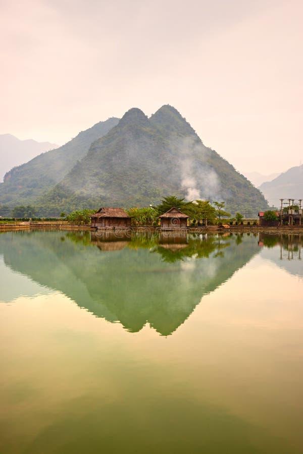 Free Mai Chau Valley, North Vietnam. Royalty Free Stock Photo - 17674265