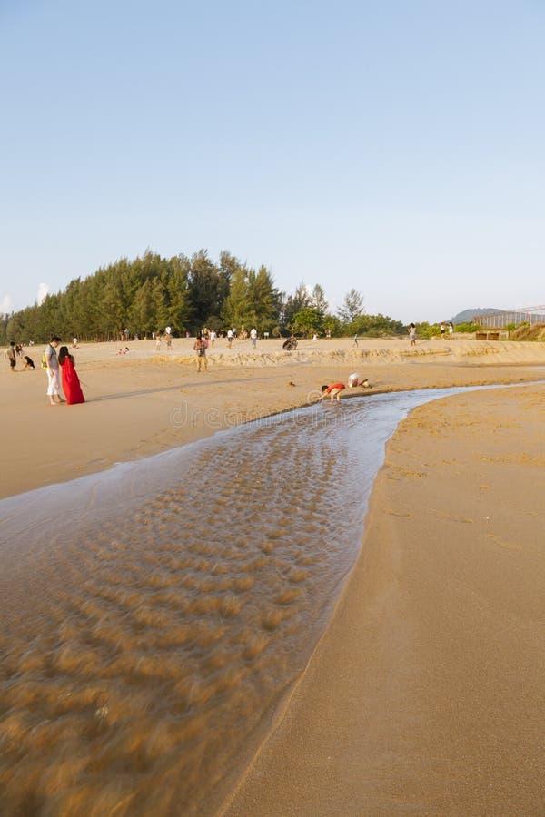 mai phuket Ταϊλάνδη khao νησιών παραλιών στοκ φωτογραφίες με δικαίωμα ελεύθερης χρήσης