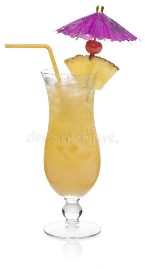 Mai Tai Cocktail royalty free stock images