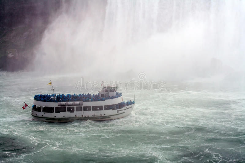 Maid in the Mist, Niagara Falls