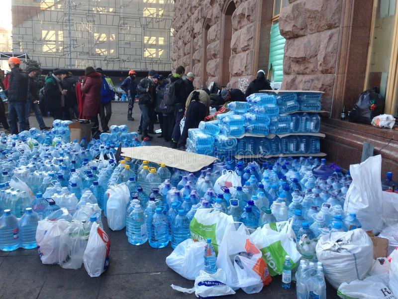 Maidan royalty-vrije stock fotografie
