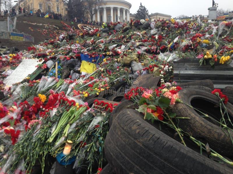 Maidan royalty-vrije stock foto's