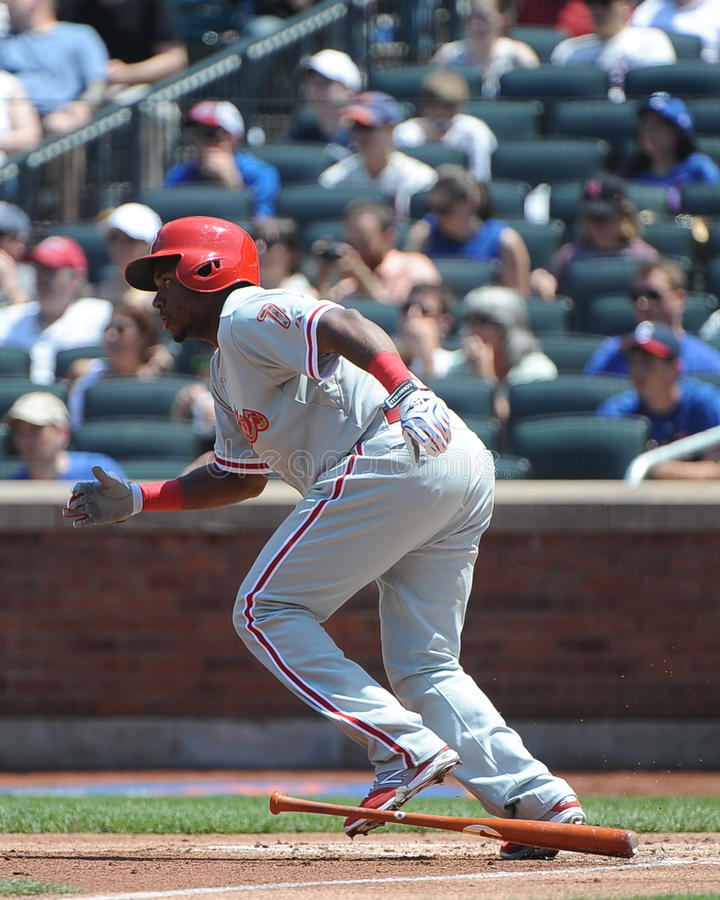 Maikel Franco photographie stock