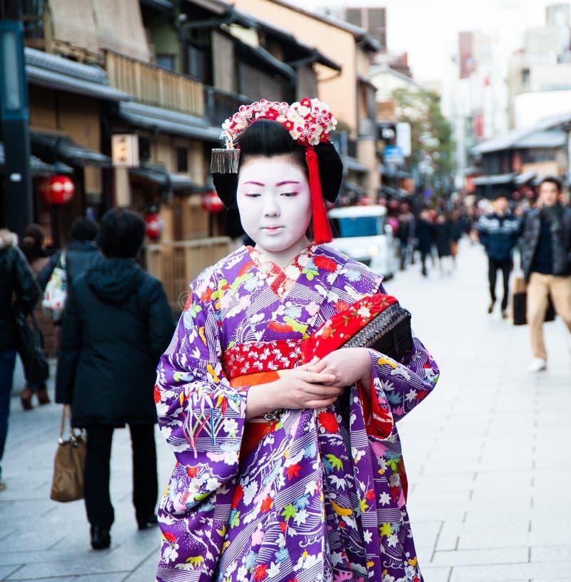 Maiko,  apprentice geisha