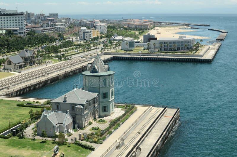 Download Maiko Park stock image. Image of japan, ward, beach, tarumi - 20526655