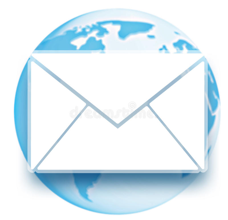 Download Mail stock illustration. Image of correspondence, globalization - 11729826