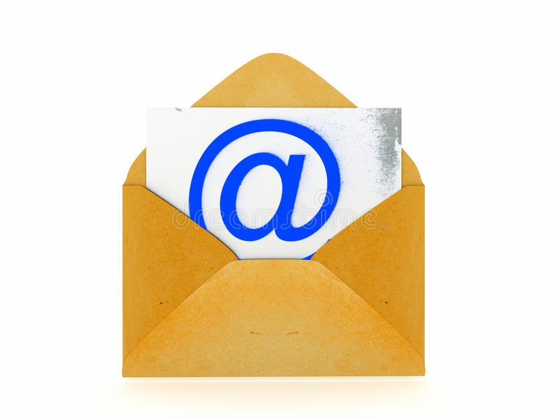 Download Mail stock illustration. Image of mail, sign, envelope - 20965262