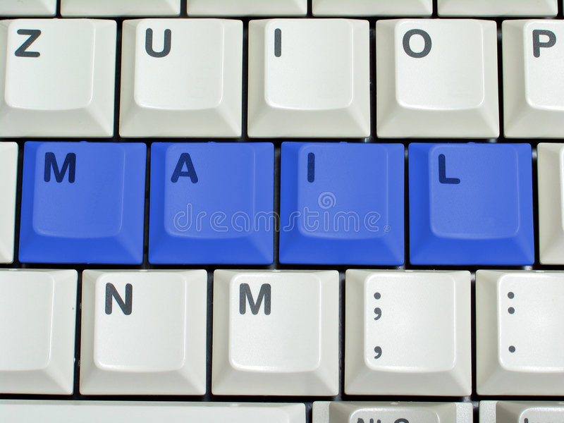 Download Mail stock photo. Image of buttons, symbols, line, computer - 3303218
