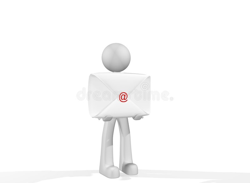 Download Mail stock illustration. Image of business, give, sweet - 7977900