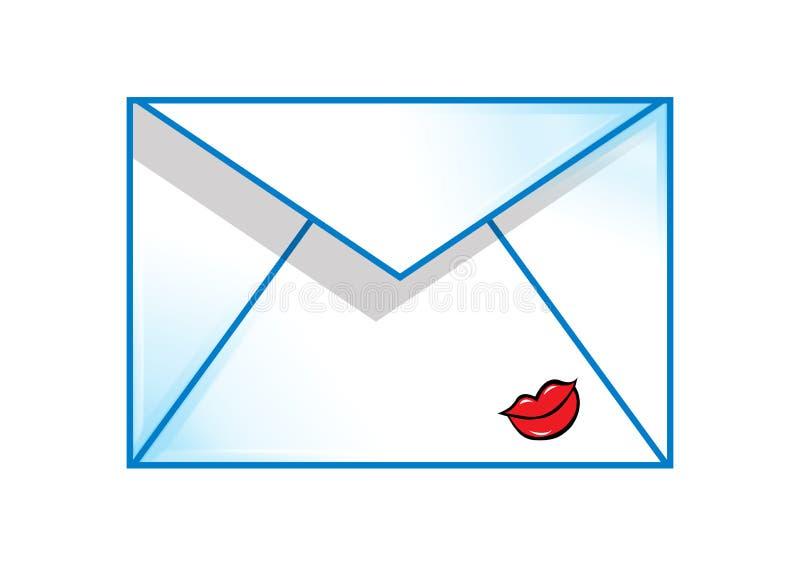 mail stock illustration
