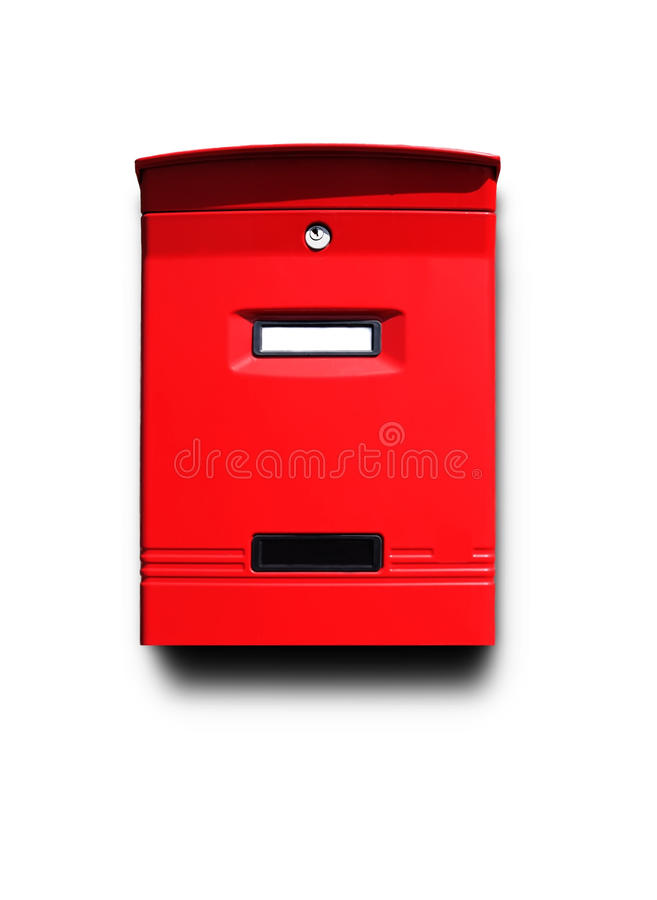Download Mail box stock image. Image of letter, blue, metal, fashioned - 15697867