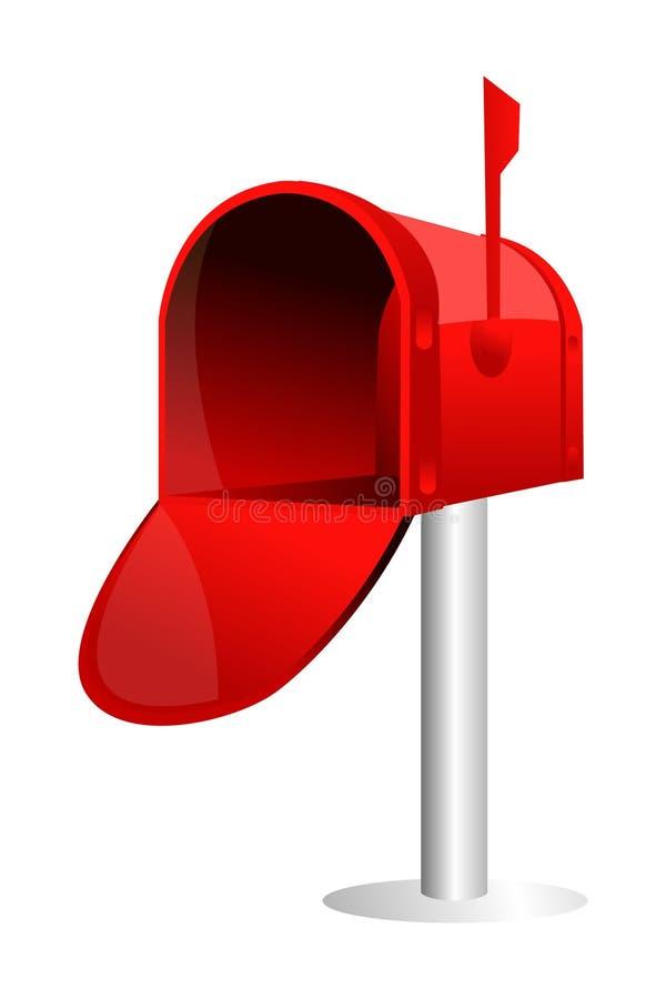 Download Mail box stock illustration. Image of express, deliver - 16775333