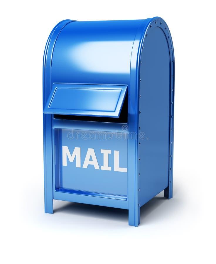 Mail box stock illustration