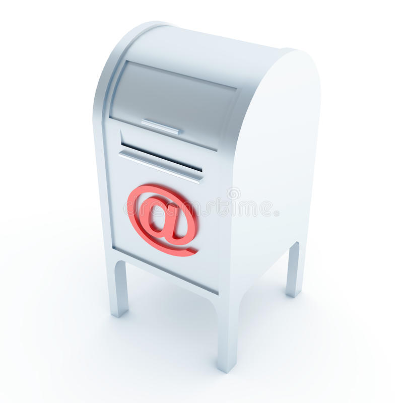 Download Mail box stock illustration. Illustration of accessibility - 19447868