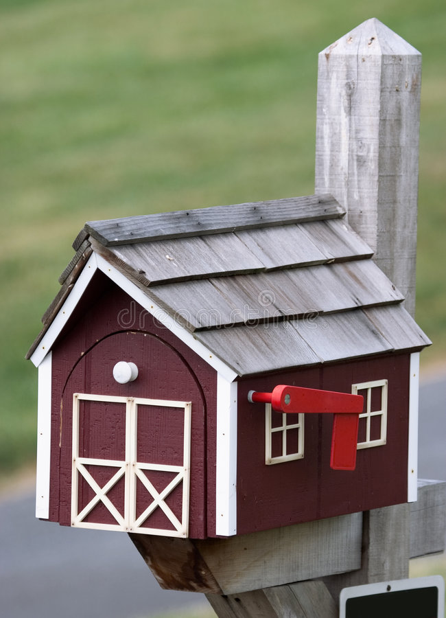 Download Mail box stock photo. Image of house, addressy, open, mail - 232724