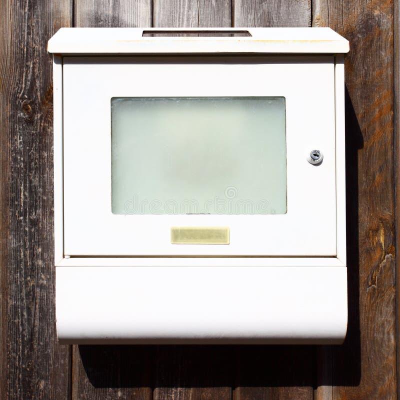 Download Mail box stock image. Image of box, aged, closeup, door - 26436119