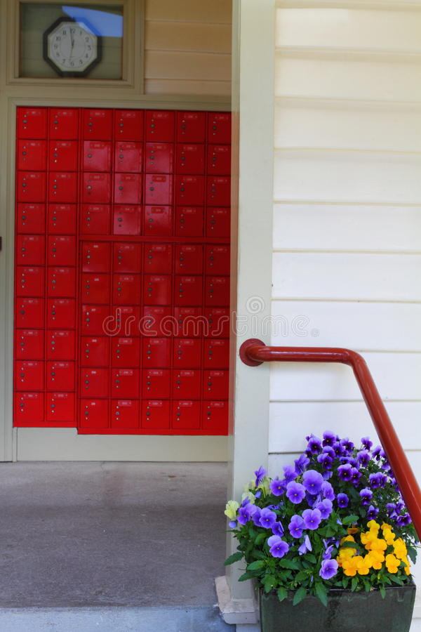 Download Mail Boxes Stock Photo - Image: 34080010