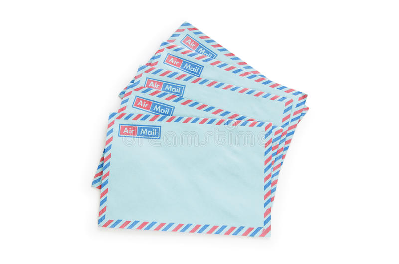 Download Mail Concept With Many Envelopes Stock Image - Image: 16303329