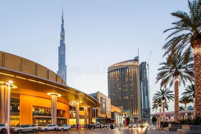 Mail de Dubaï, Dubaï, EAU images libres de droits