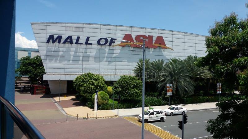 Mail de l'Asie image libre de droits