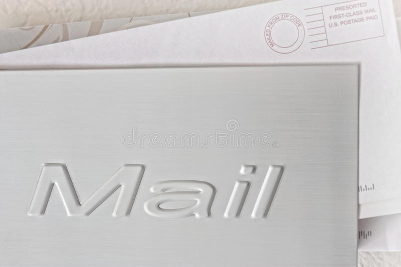 Download Mail holder stock image. Image of stamp, mail, inside - 27268637