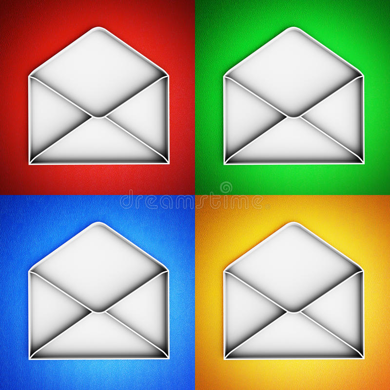 Download Mail icon stock illustration. Image of email, computer - 34342480
