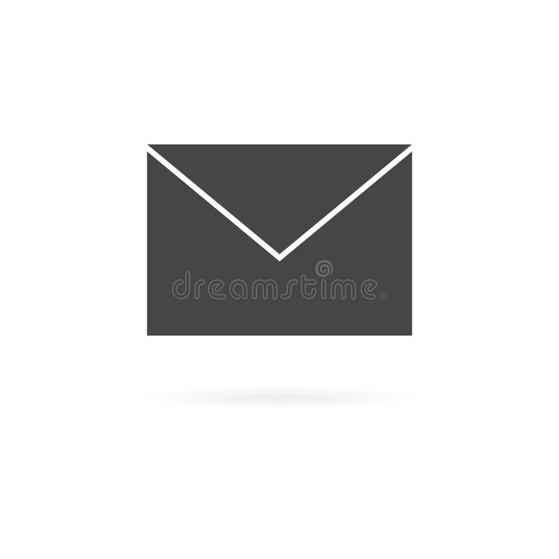 Mail Icon vector illustration
