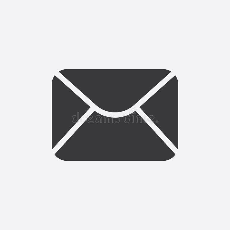 Mail icon sign. Mail icon. Vector icon sign vector symbol royalty free illustration