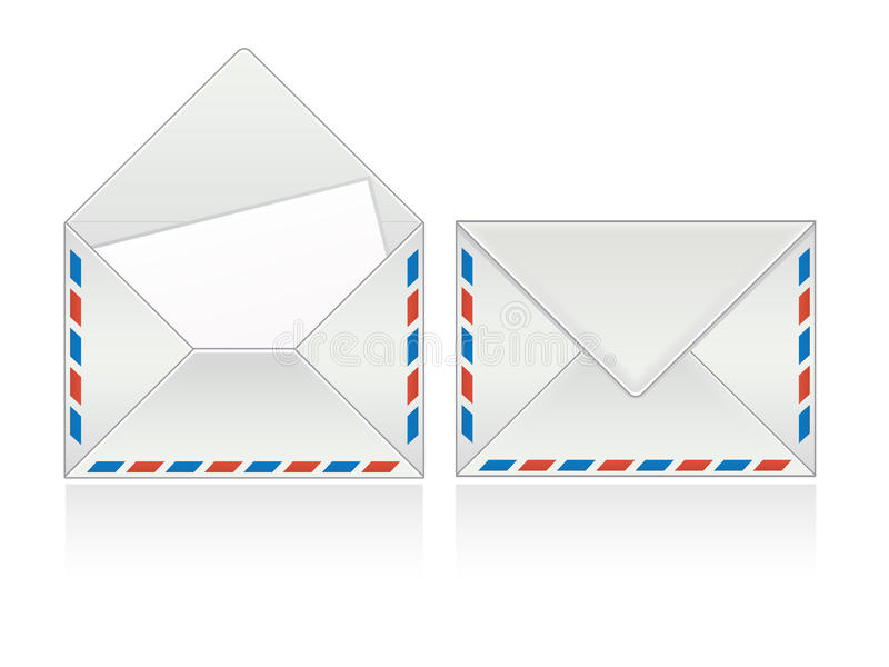 Mail Icons EPS