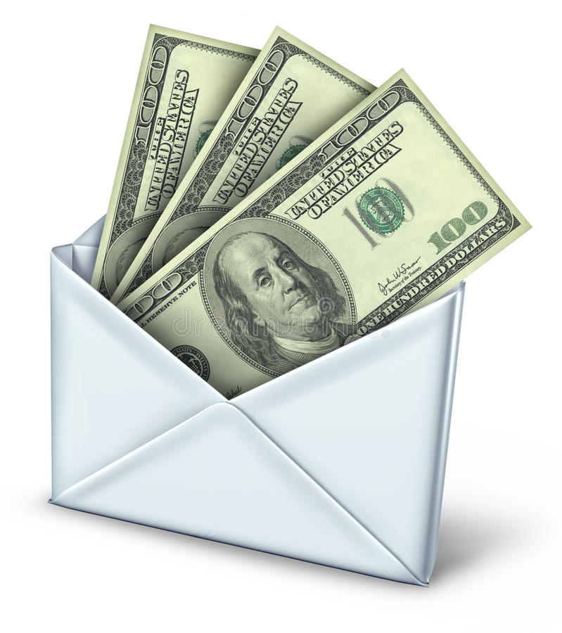 Free Mail In Rebate Refund Payment Royalty Free Stock Photography - 19244147