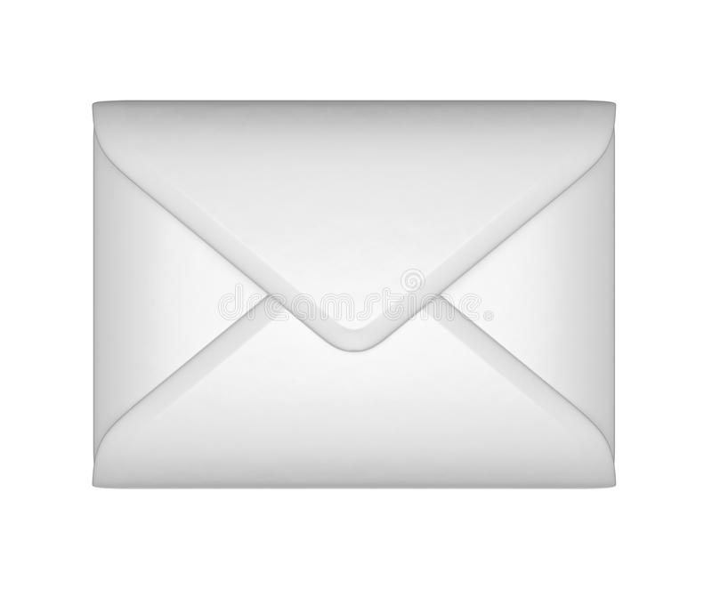 Download Mail And Post - White Sealed Envelope Stock Illustration - Image: 17218926