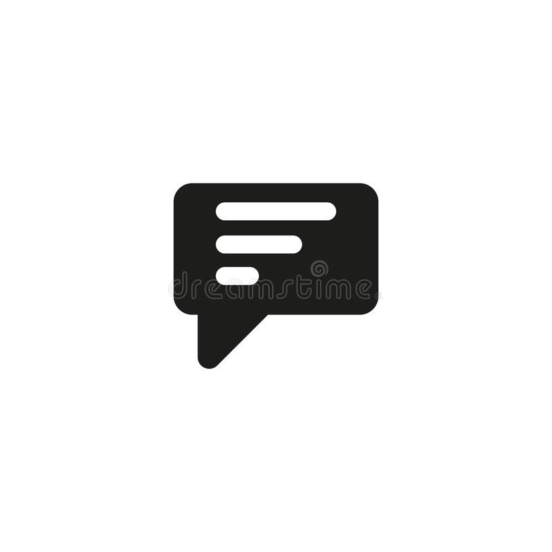 Mail vector icon royalty free illustration