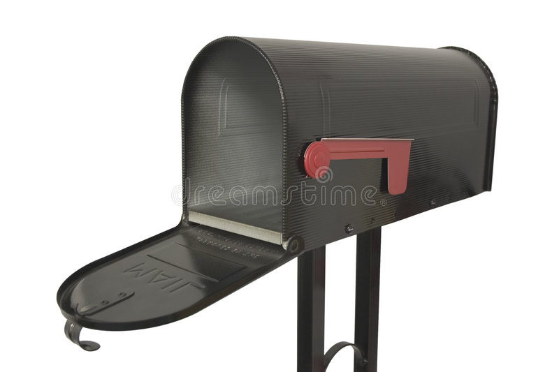 Download Mailbox stock photo. Image of letters, mailbox, closeup, open - 7714