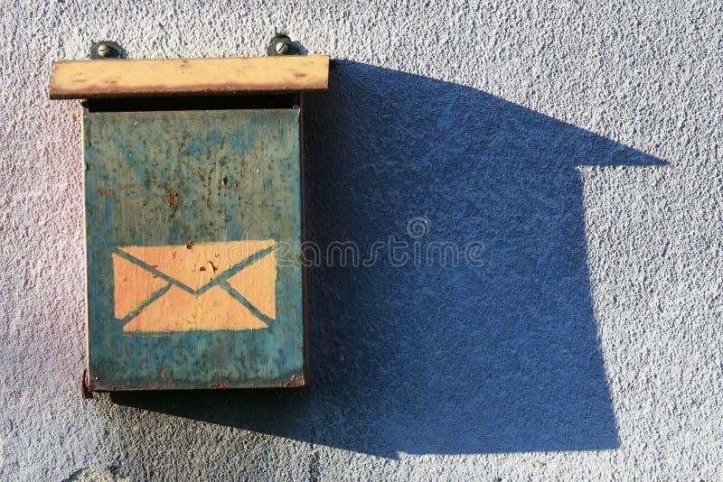 Download Mailbox 2 stock image. Image of closeup, fasade, exterior - 7455313