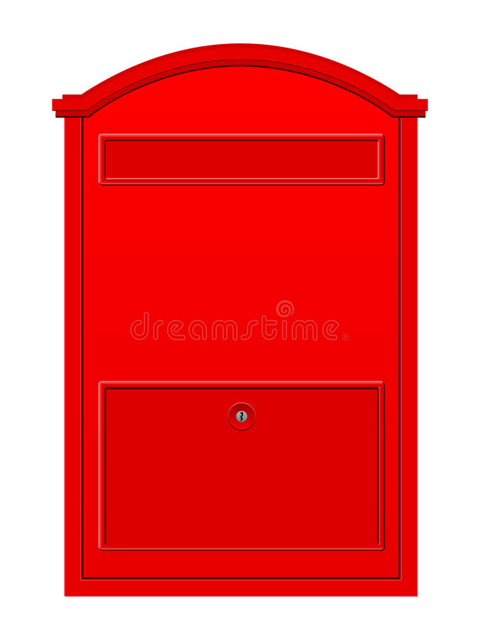 mailbox stock abbildung