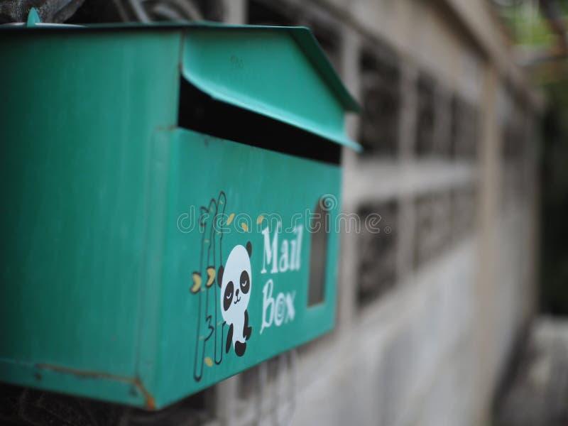 mailbox photographie stock libre de droits