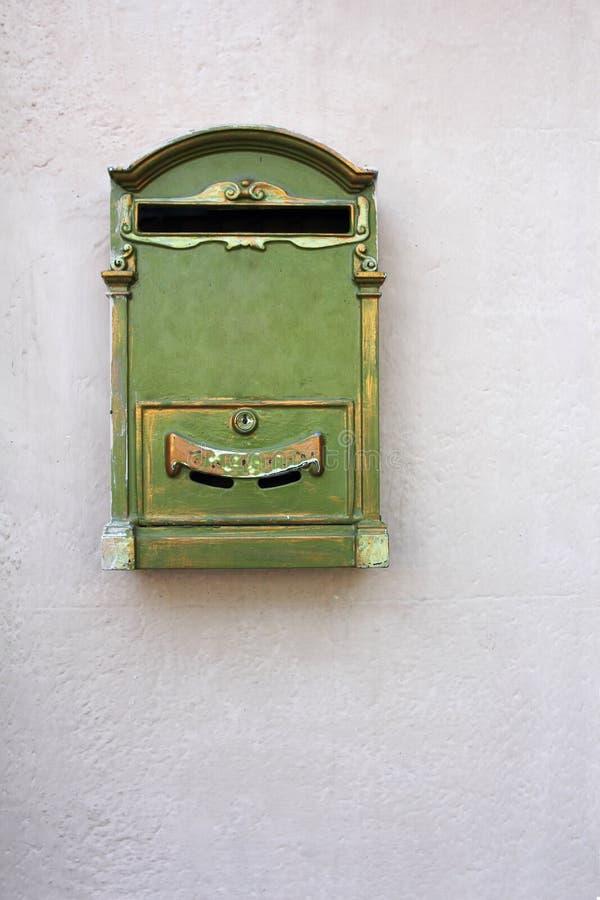 Mailbox2 fotografia stock libera da diritti