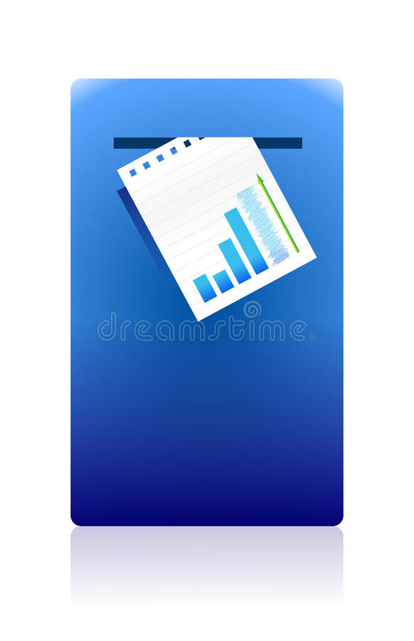 Download Mailing Business Documents Concept Illustration Stock Vector - Image: 22585587