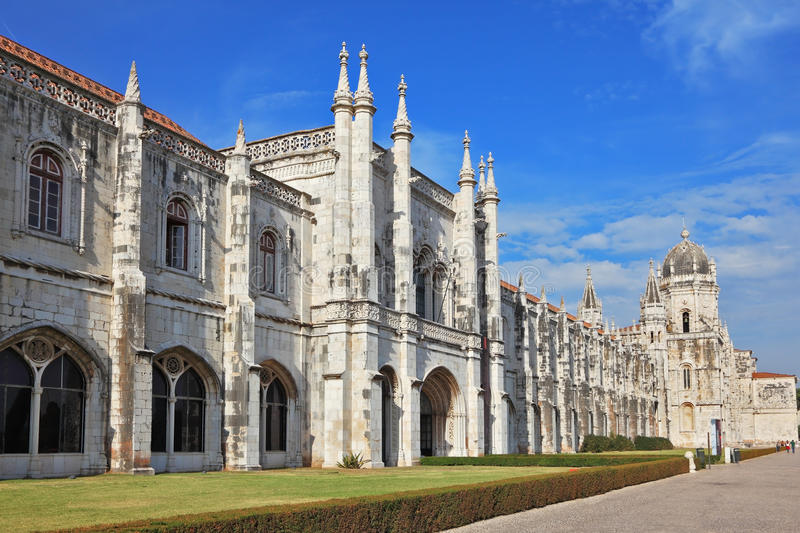 The Main Attraction Of Lisbon Stock Images