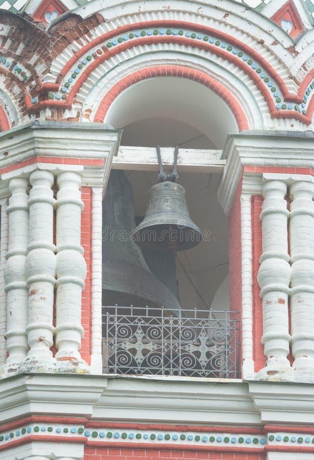 The main bell Shipka Monastery stock images