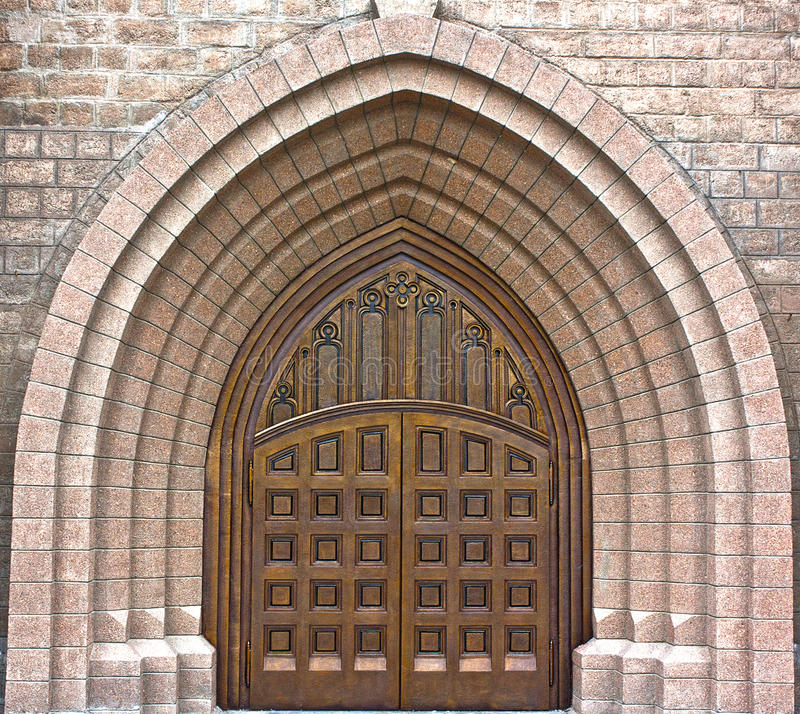 Download Main church entrance stock photo. Image of heavy, christianity - 21956266