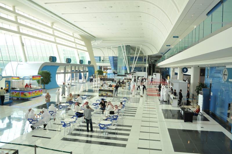 Main Entrance At Abu Dhabi International Hunting And